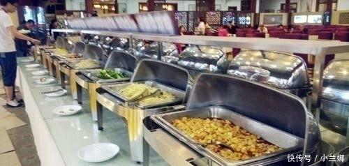 #最贵#自助餐员工: 最贵的食材, 老板一般放在这个角落, 客人根本不知道