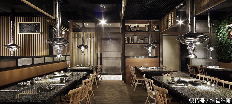 设计|连锁餐厅怎么装修设计才最吸引人?
