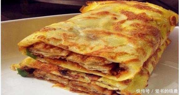 """张饼:中国人气最""""旺""""的5张饼,第1张饼征服了外国人,你也吃过吗"""